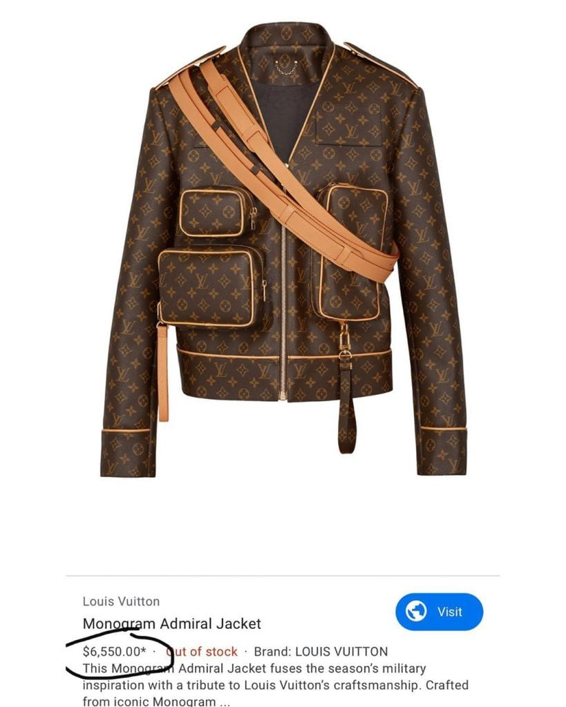 Wizkid : le prix fou de sa veste Louis Vuitton pour son concert à Londres-Vidéo