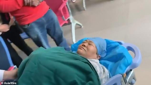 Une chinoise accouche à 67 ans, et 'devient la plus vieille mère du monde'