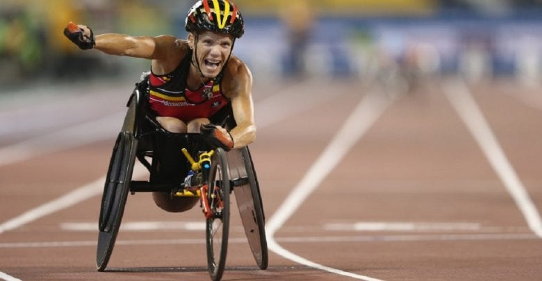 IPC Athletics World Championships – Day Two – Evening Session