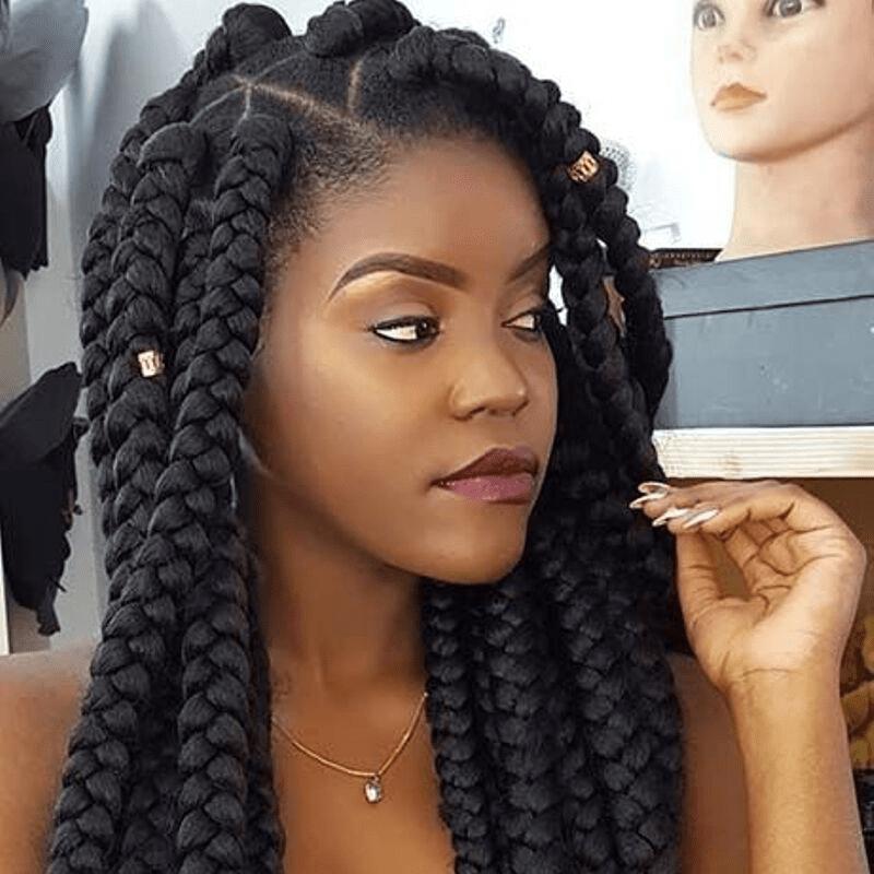 Top 6 des coiffures tendances du mois d'octobre