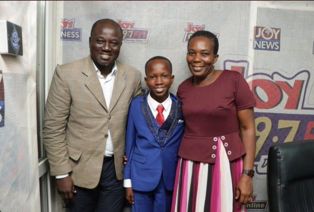 Viemens Bamfo : le Ghanéen de 12 ans qui est entré à l'Université sans faire le secondaire (vidéo)