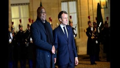 Félix-Tshisekedi-Emmanuel-Macron-11112019