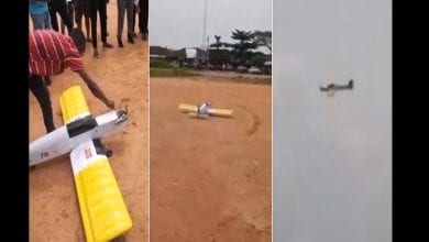 futo-final-year-student-successfully-test-runs-the-airplane-he-built-for-his-project-receives-applause-video-696×365