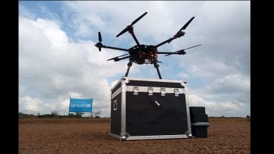 Drone-for-good