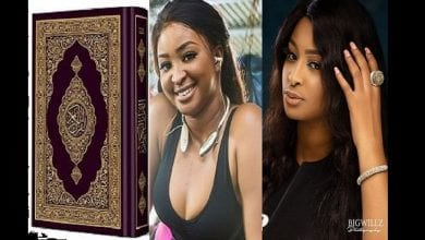 """Give-Me-A-Quran-And-I-Will-Mess-It-Up-In-Two-Seconds""""-Etinosa-Replies-Fans-Who-Dared-Her-To-Smoke-On-A-Quran"""
