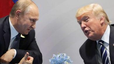 Poutine et Trump