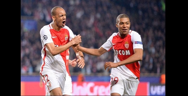 FOOTBALL : Monaco vs Manchester City – Ligue des Champions – 15/03/2017