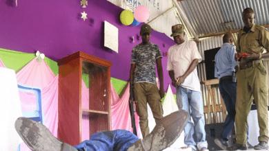 Kenyan-Pastor