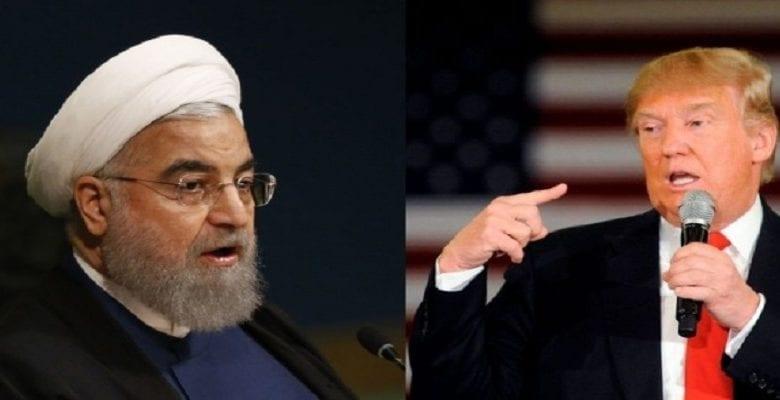Rohani vs Trump