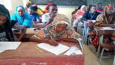 élèves niger