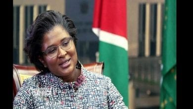Namibia-first-lady-Monica-Geingos