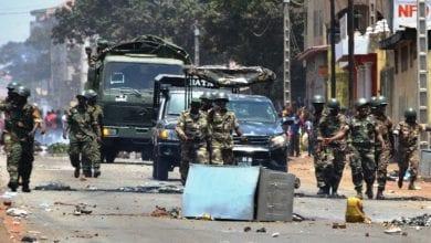élection guinée