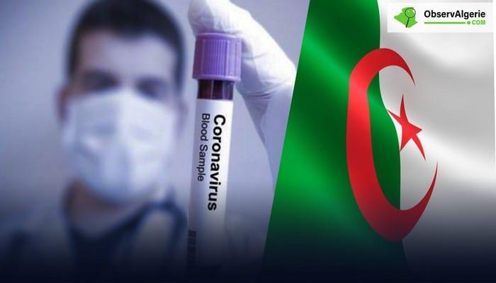 Coronavirus-Algérie