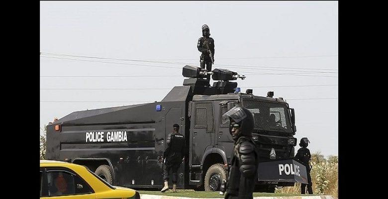 Manhunt-Gambia