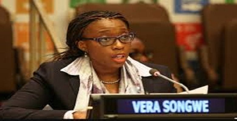 Vera Songwe CEA