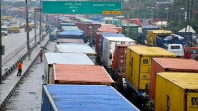 embouteillage Nigeria