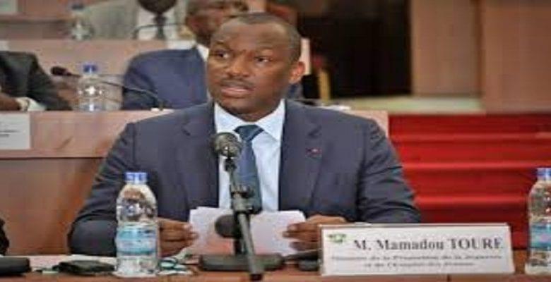 mamadou Touré