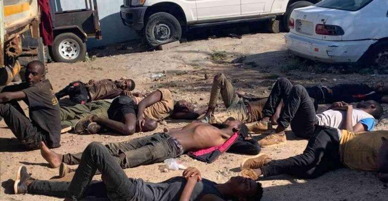 migrants morts