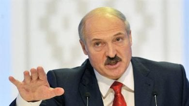 Biolorusse president
