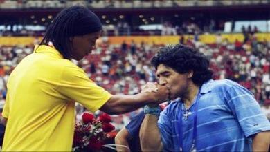 Maradona Ronaldinho