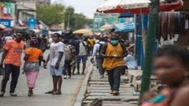 déconfinement Ghana