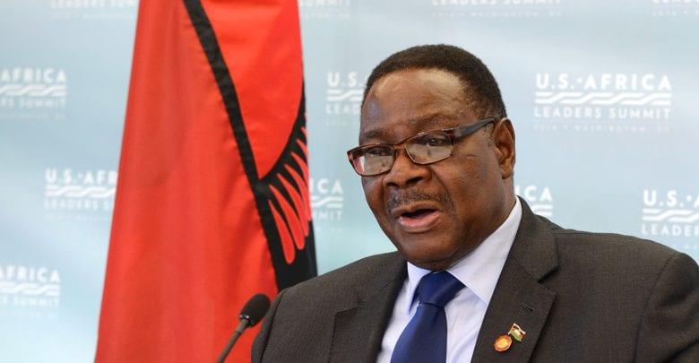 president malawi peter