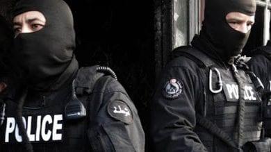 tunisie police