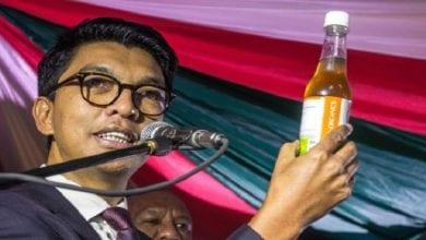 Rajoelina et remède