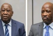 gbagbo goudé libérés