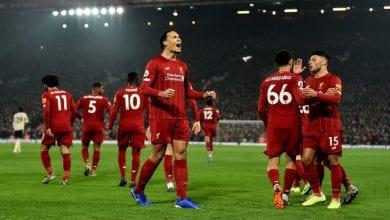 Liverpool FC sadio mané