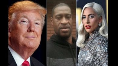 Trum-is-a-fool-and-racist-Lady-Gaga-calls-for-change-following-George-Floyd's-murder-758×505