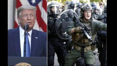 Trump-is-deploying-thousands-of-soldiers-to-stop-violent-protests-lailasnews-600×400