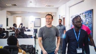 Facebook Nigéria