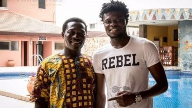 Thomas-Partey-and-his-father
