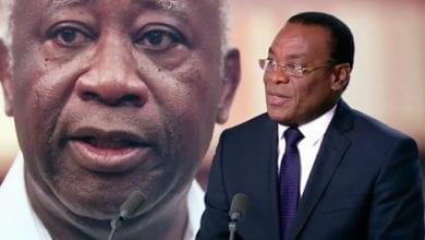 Affi N'Guessan et Gbagbo Laurent Jpg