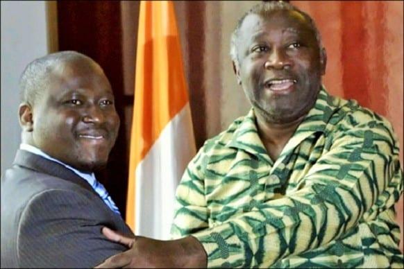 Guillaume-Soro-et-Laurent-Gbagbo