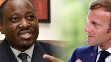 Presidentielle-Guillaume-Soro-ecrit-a-Emmanuel-Macron-pour-recadrer-Alassane-Ouattara