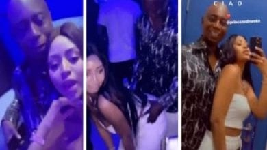 Regina-Daniels-twerks-for-her-husband-Ned-Nwoko-as-they-hit-the-club-Video