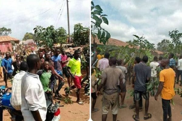 Youths-protest-_disappearance-of-manhood_-in-Benue-community-600×400
