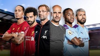 Manchester City v Liverpool
