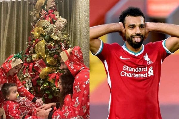 Mo-Salah-sparks-controversy-for-celebrating-Christmas