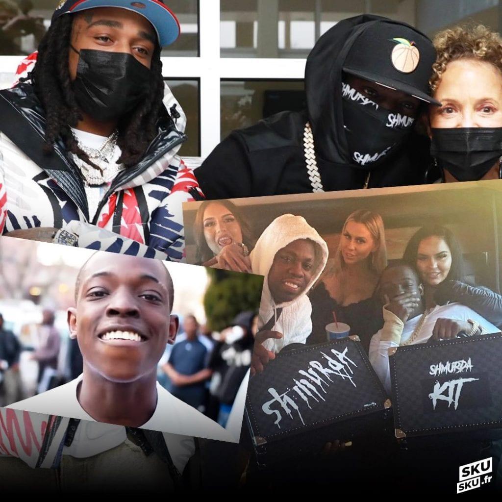 USA: après 7 ans en prison, le rappeur Bobby Shmurda est libre...Les premières images depuis sa sortie de prison