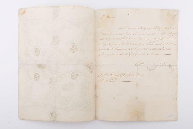 Découvrez La Plus Ancienne Carte De Saint Valentin Au Monde, Imprimée En 1797: Photos