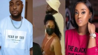 Davido-abandons-Chioma-spotted-with-new-woman-Mya-Yafai