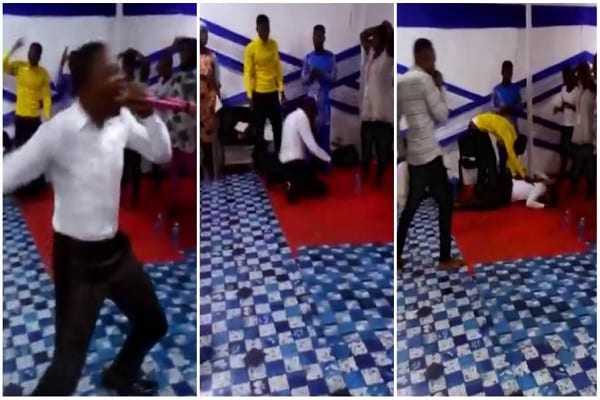Ghanaian-pastor-dies-mysteriously-while-preaching-in-church
