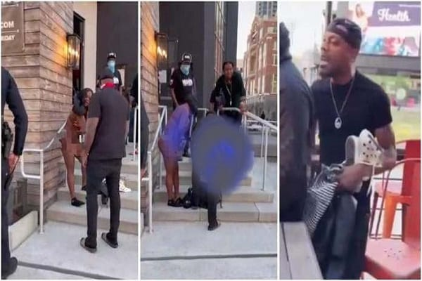 Buy-Takes-Back-Shoes-N-Clothes-4rm-Girlfriend's-After-He-Catches-Her-With-Another-Man-Video
