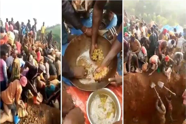 Drama-ensues-as-villagers-discover-mountain-of-gold-in-Congo