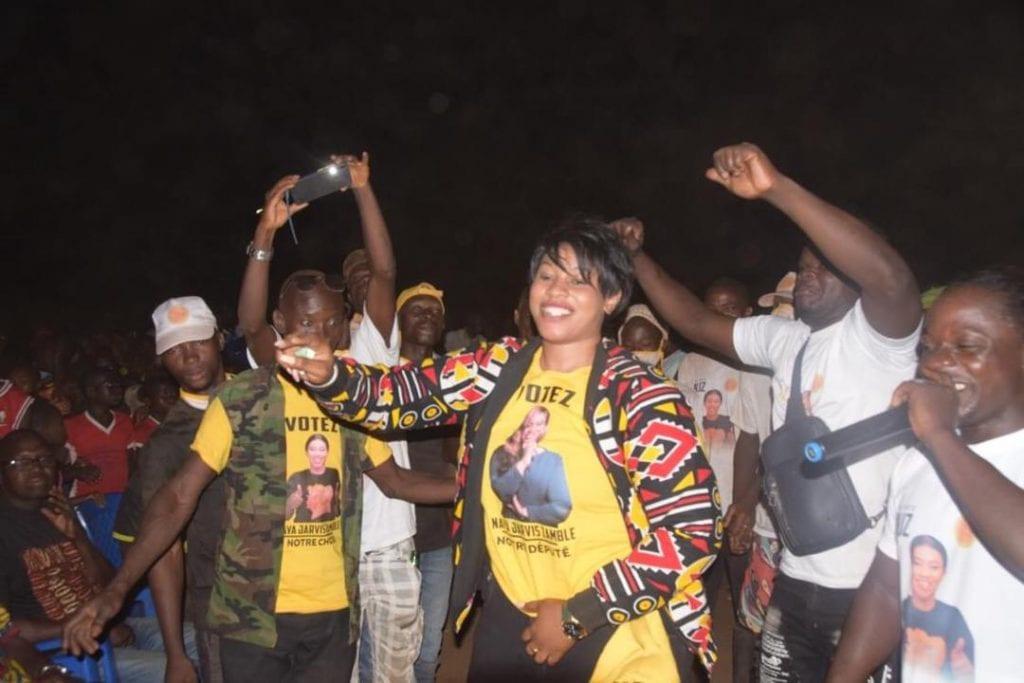 Zamblé Jarvis Naya: la plus jeune députée de Côte d'Ivoire à seulement 26 ans