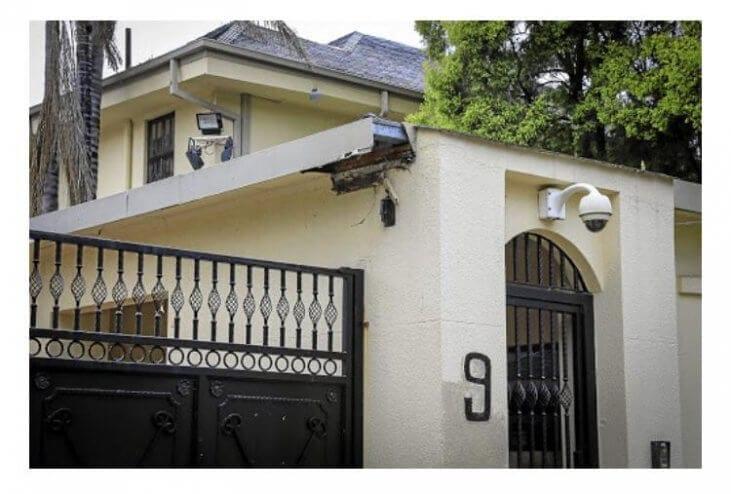 Nelson Mandela: sa maison autrefois belle devenue une horreur après l'abandon de sa famille (Photos)