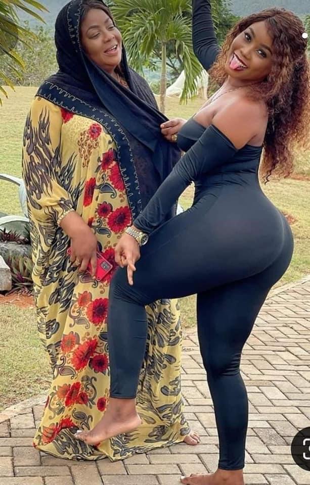 Voici toute la vérité sur cette photo qui circule sur la toile de ''la présidente  Tanzanienne et sa fille''